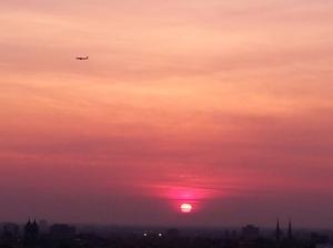 (c) Clr rooftop sunset'14