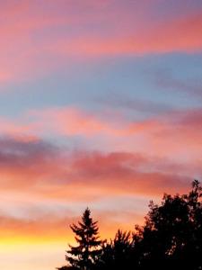 © Clr '14 Sunset in Oakville