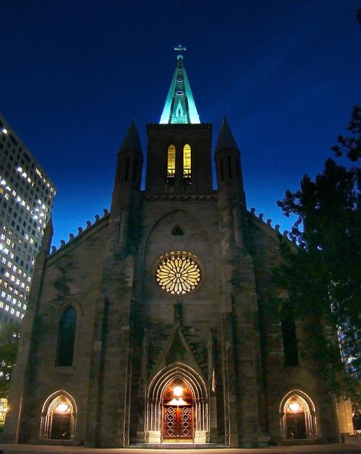 Montréal St-Patrick's Basilica